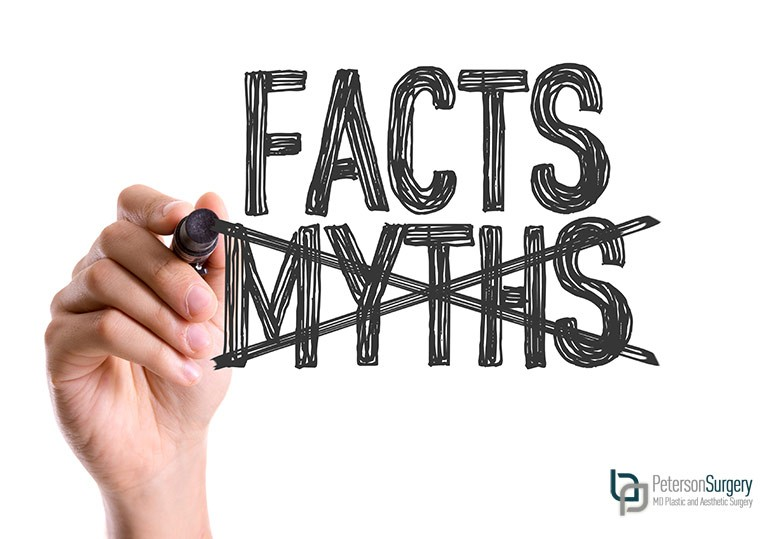 True or False: Debunking Three Popular Cosmetic Surgery Myths