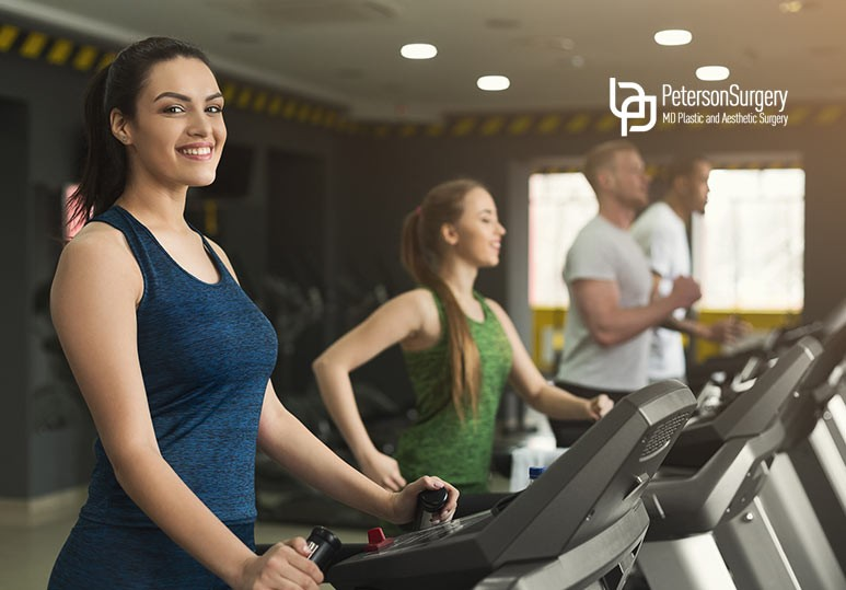 How to Exercise Following a Breast Augmentation